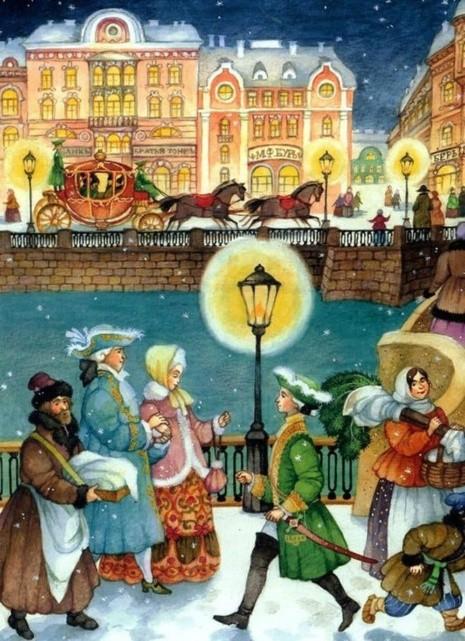 художник Ольга Ионайтис иллюстрации – 16