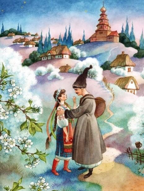 художник Ольга Ионайтис иллюстрации – 21