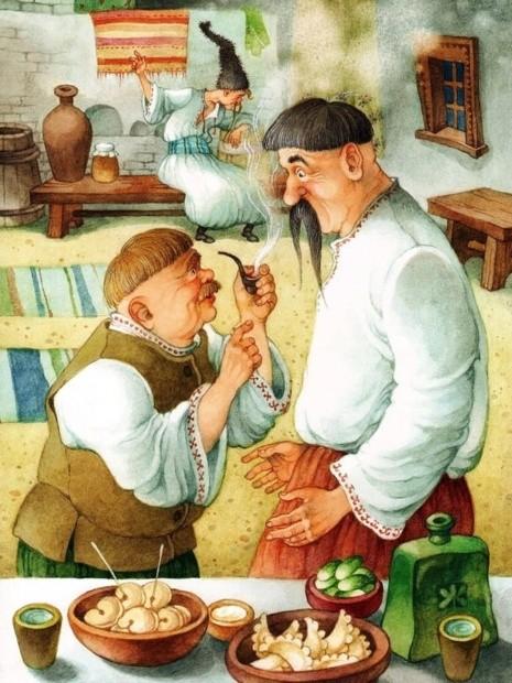 художник Ольга Ионайтис иллюстрации – 26