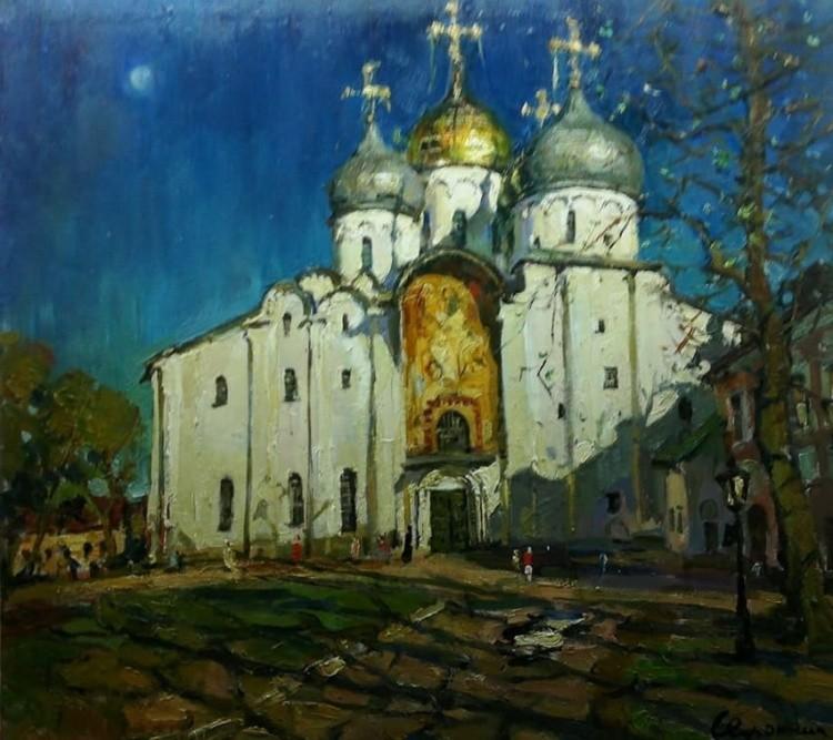 художник Ольга Сорокина картины – 05