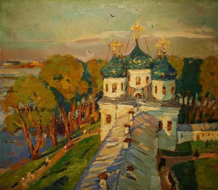 художник Ольга Сорокина картины – 09