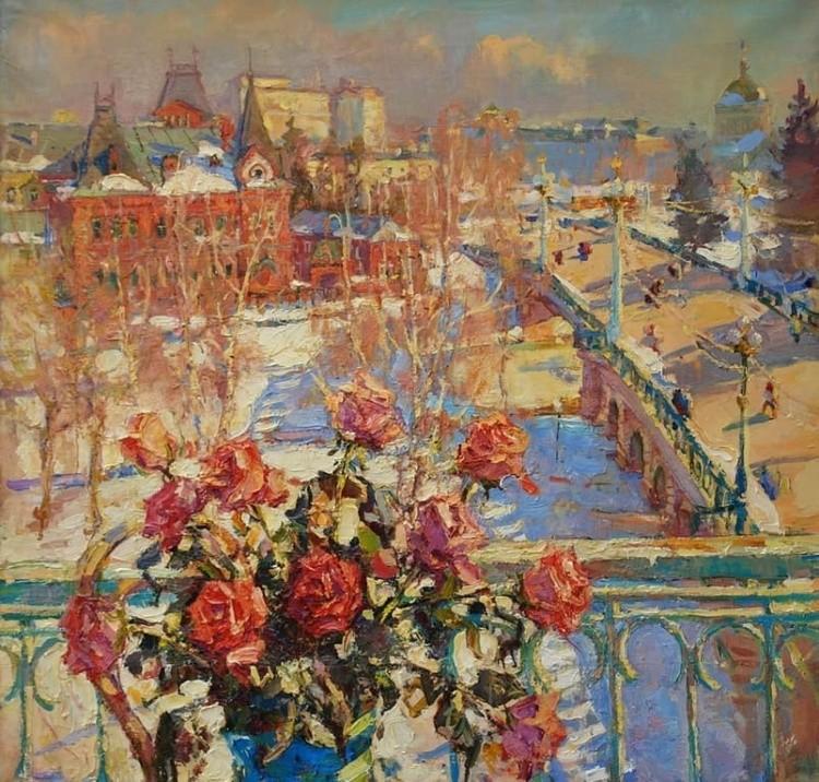 художник Ольга Сорокина картины – 16
