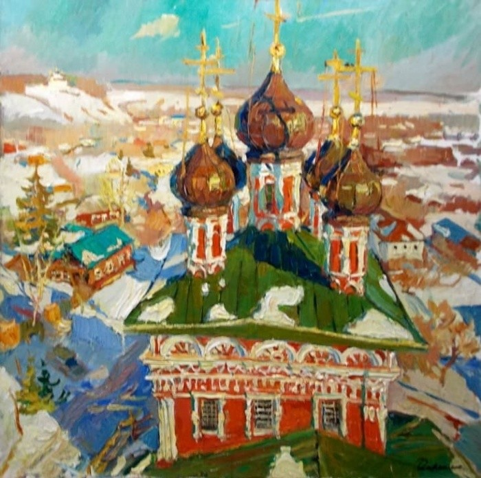 художник Ольга Сорокина картины – 18