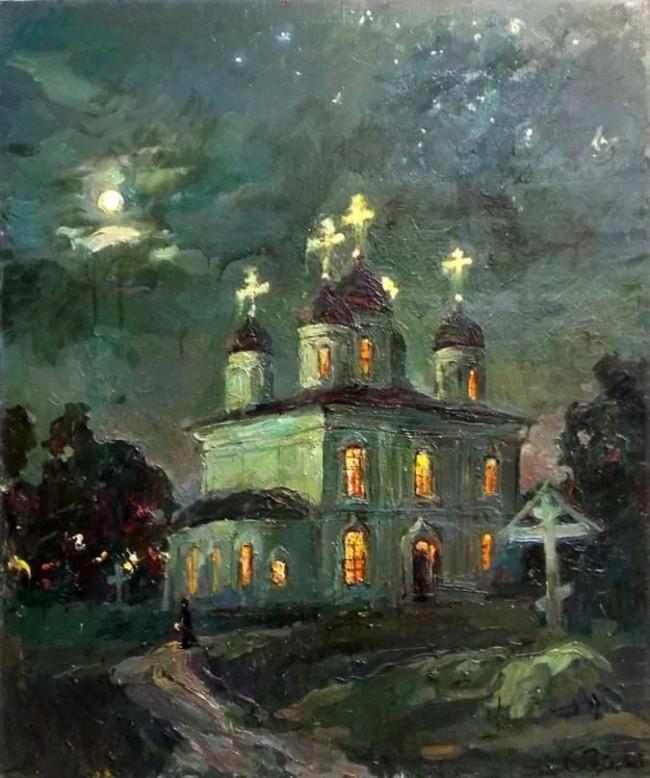 художник Ольга Сорокина картины – 19