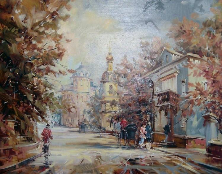 художник Павел Пеньковский картины – 11