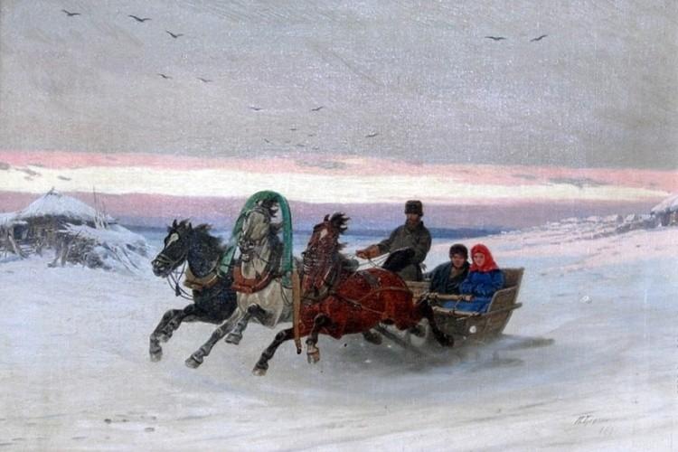художник Петр Грузинский картины – 15