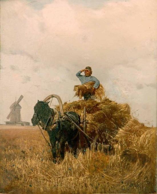 художник Петр Грузинский картины – 18