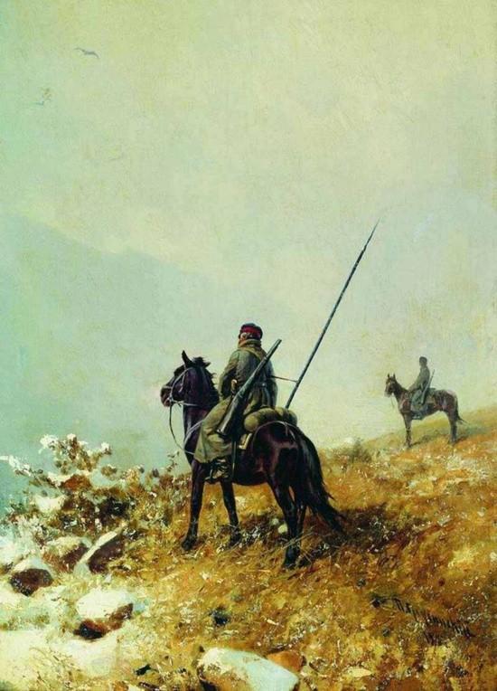 художник Петр Грузинский картины – 19