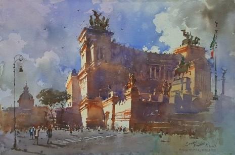 художник Прафул Савант (Prafull Sawant) картины – 15