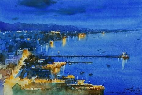 художник Прафул Савант (Prafull Sawant) картины – 19
