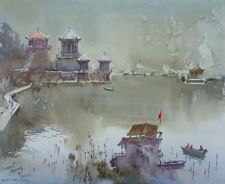 художник Прафул Савант (Prafull Sawant) картины – 21