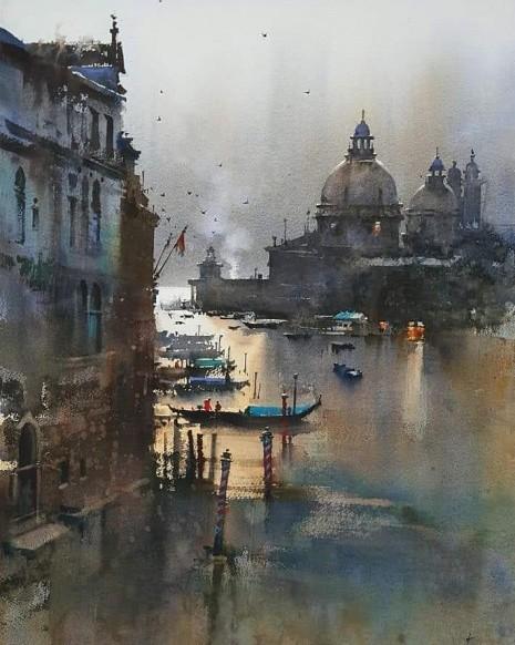 художник Прафул Савант (Prafull Sawant) картины – 26