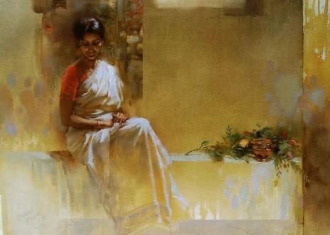 художник Прафул Савант (Prafull Sawant) картины – 27
