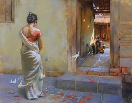 художник Прафул Савант (Prafull Sawant) картины – 29