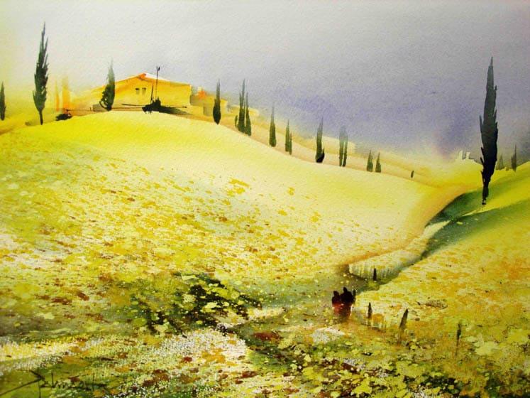 художник Роланд Палмаэртс (Roland Palmaerts) картины – 11