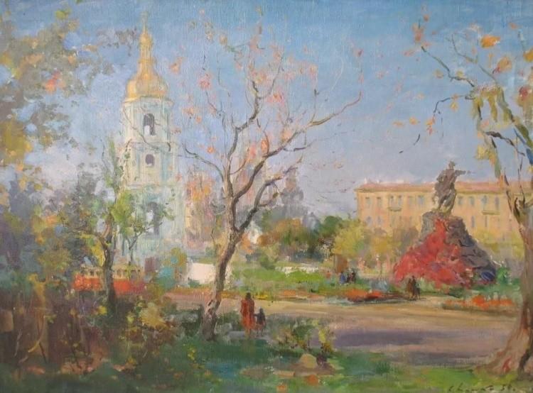 художник Сергей Фёдорович Шишко картины – 07