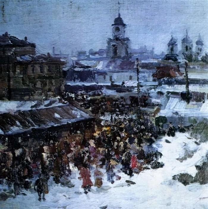 художник Сергей Фёдорович Шишко картины – 22