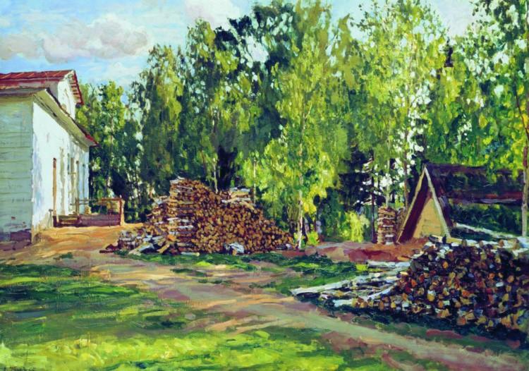 художник Станислав Жуковский картины – 03