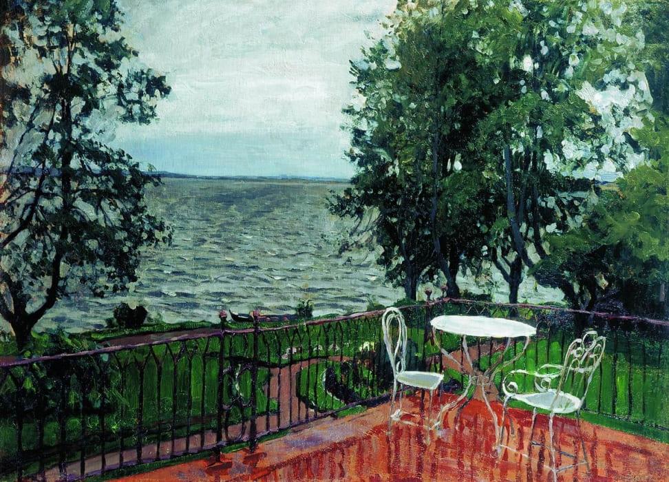 Художник Станислав Жуковский (1873 — 1944)