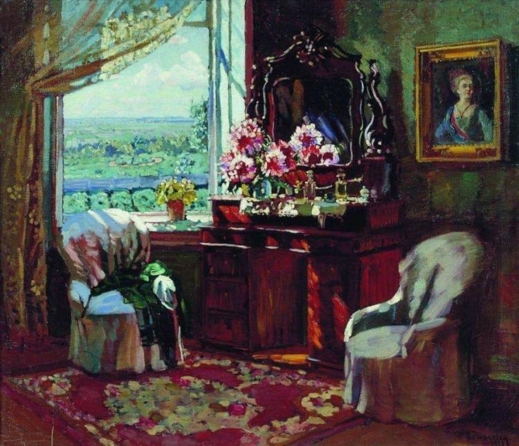 художник Станислав Жуковский картины – 24