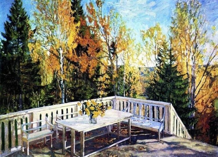 художник Станислав Жуковский картины – 28