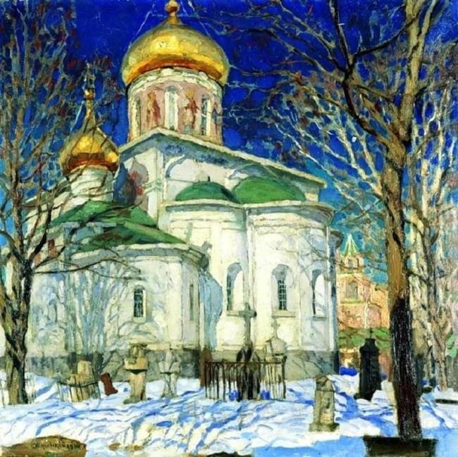 художник Станислав Жуковский картины – 30