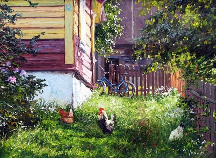 художник Татьяна Черных картины – 09