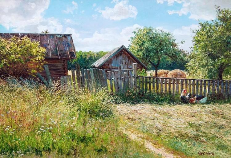 художник Татьяна Черных картины – 19