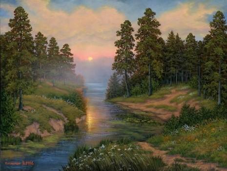 художник Валерий Ниминущий картины – 16
