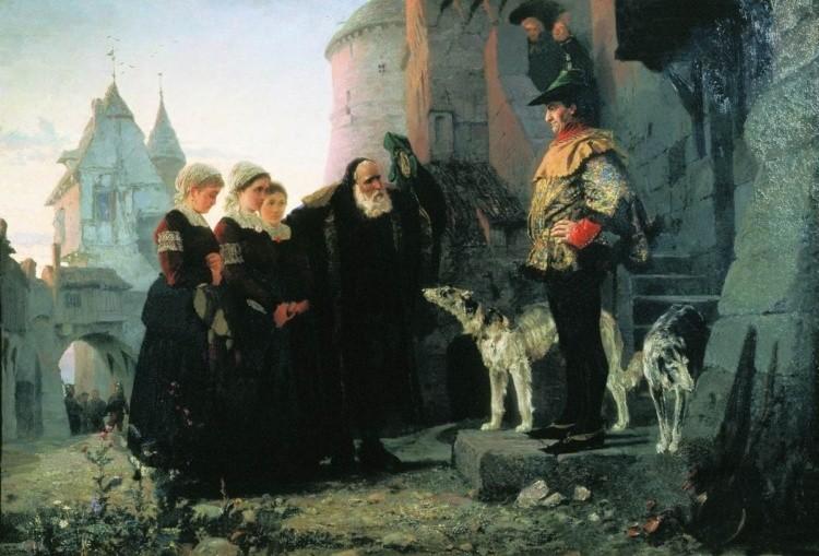 художник Василий Поленов картины – 05