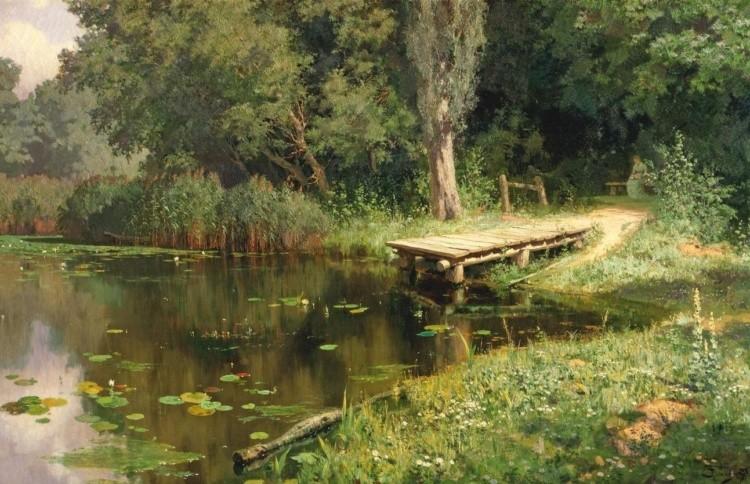 художник Василий Поленов картины – 12