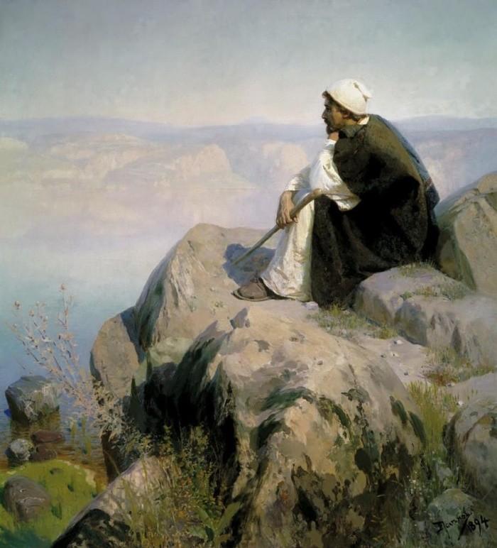 художник Василий Поленов картины – 16