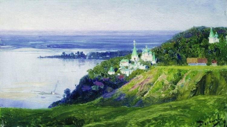 художник Василий Поленов картины – 20