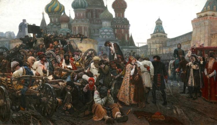 художник Василий Суриков картины – 03