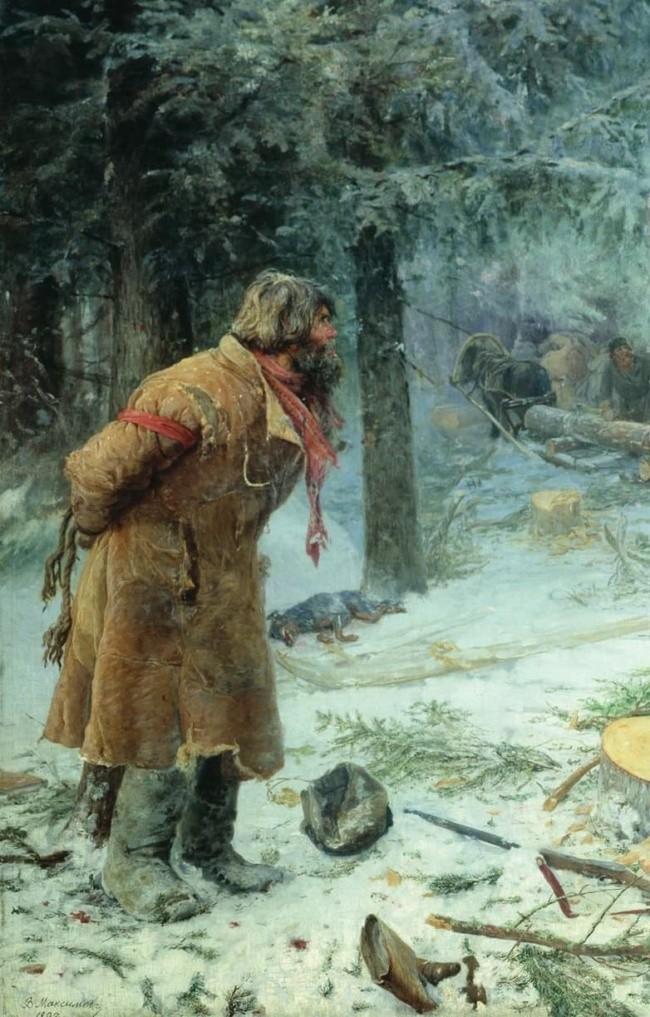 художник Василий Максимов картины – 16