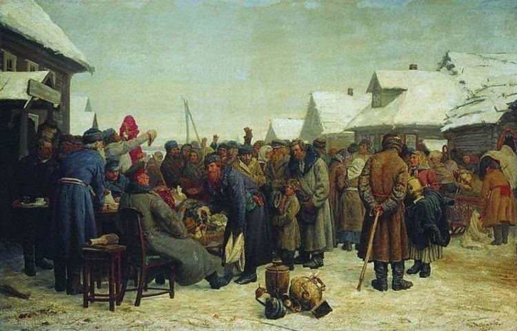 художник Василий Максимов картины – 29