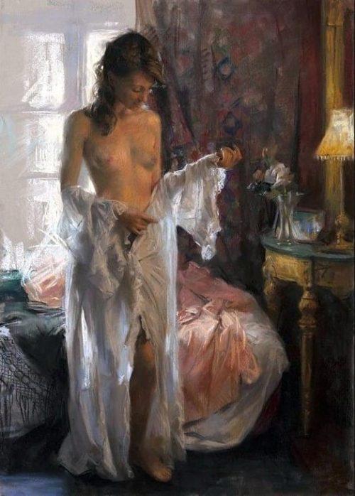 художник Висенте Ромеро Редондо (Vicente Romero Redondo) – 40
