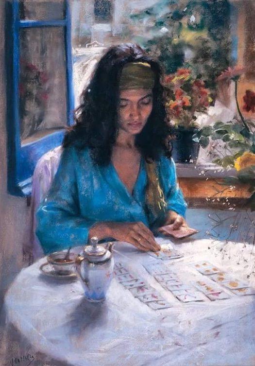 художник Висенте Ромеро Редондо (Vicente Romero Redondo) – 63