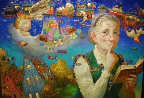 художник Виктор Низовцев (Victor Nizovtsev) картины – 07