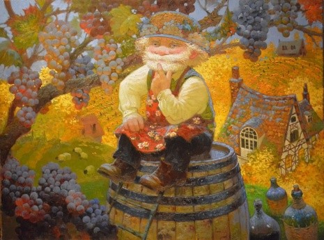 художник Виктор Низовцев (Victor Nizovtsev) картины – 11