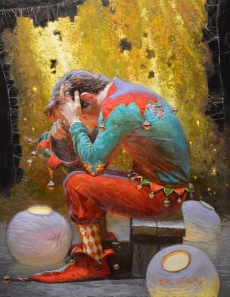 художник Виктор Низовцев (Victor Nizovtsev) картины – 17