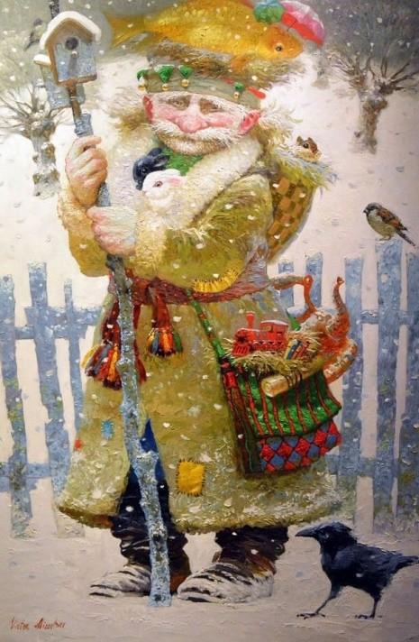 художник Виктор Низовцев (Victor Nizovtsev) картины – 24