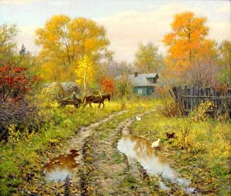 художник Виктор Тормосов картины – 06