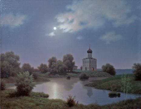 художник Виктор Тормосов картины – 07