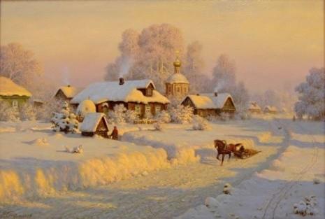 художник Виктор Тормосов картины – 08