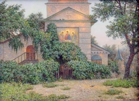 художник Виктор Тормосов картины – 10