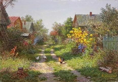 художник Виктор Тормосов картины – 11