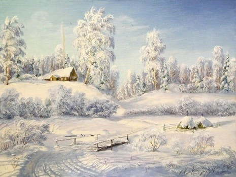 художник Виктор Тормосов картины – 12