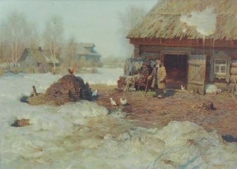 художник Виктор Тормосов картины – 14