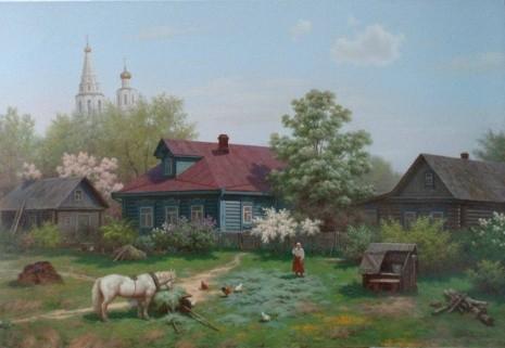 художник Виктор Тормосов картины – 15